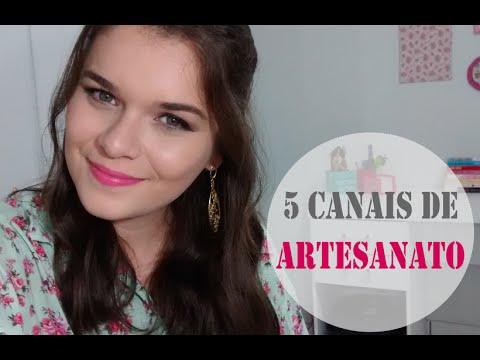 #JTD13 5 Canais De Artesanato