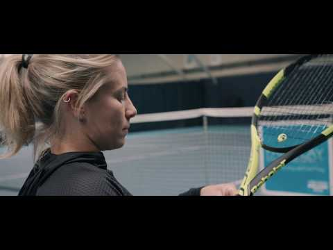 Paralympics GB Wheelchair Tennis | Lucy Shuker