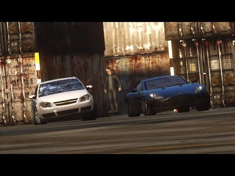 NFS The Run - Weirdness while playing without cars + bonus clips from 2018