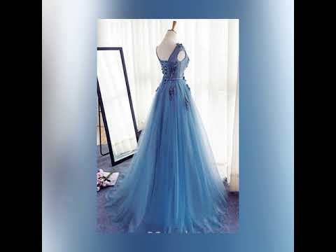 blue-tulle-appliqued-prom-dress