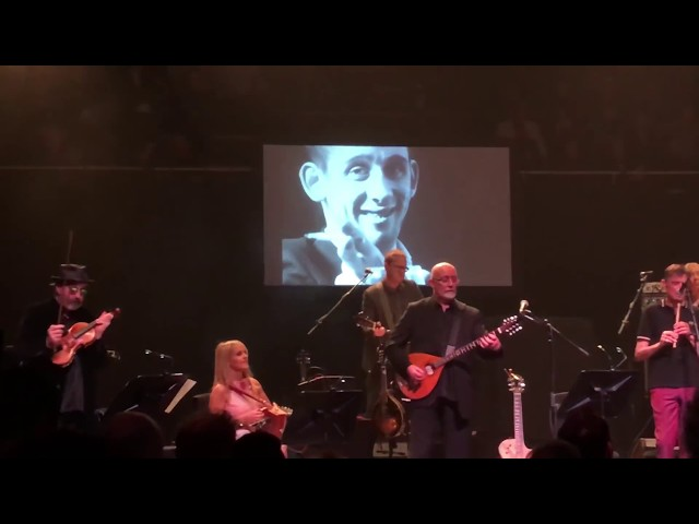Shane MacGowan & Nick Cave - Summer in Siam + The Wild Mountain Thyme - Shane's 60th Birthday Party