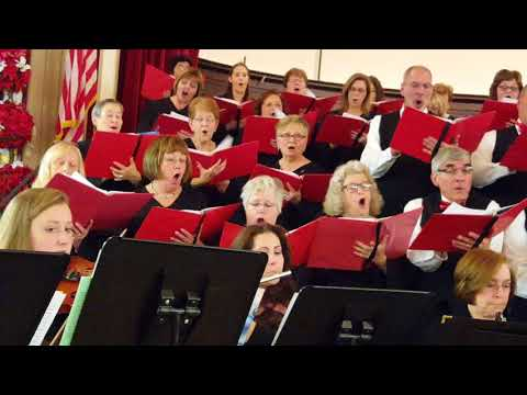 Montachusett Chorale Benefit for SAC