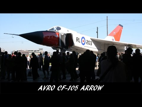 Video from the Past [39] - CF-105 Avro Arrow Documentary