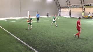 Полный матч Sporting Kyiv 3 5 AZ 41 Турнир по мини футболу в Киеве