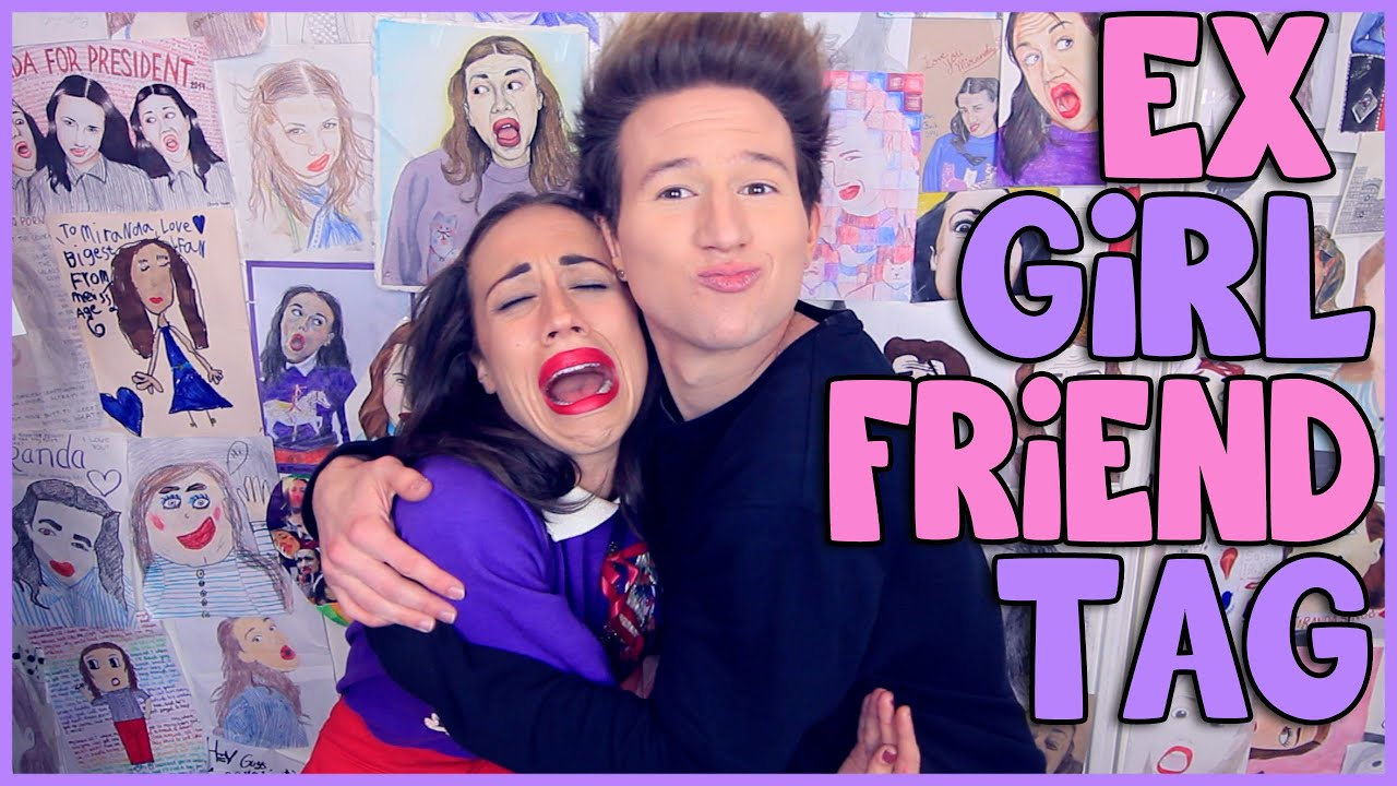 Is Ricky Dillon Dating Miranda Sings