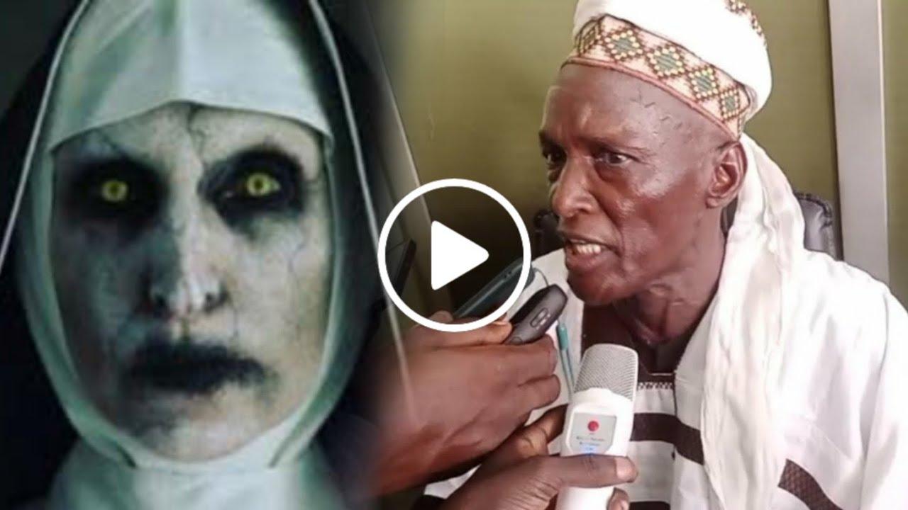 Download Mijin Aljana: Tonon Asiri - Ashe dan Damfara ne bai Aure Aljana ba