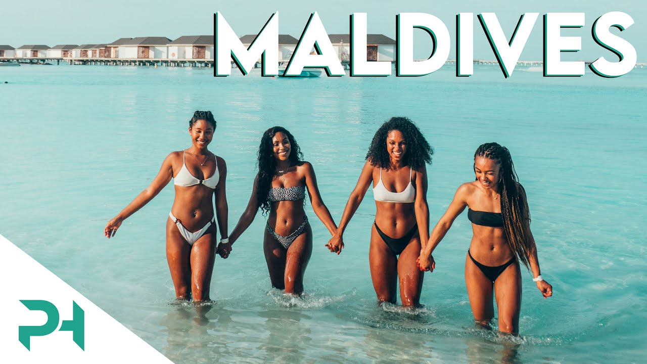 The Maldives - AFFORDABLE luxury Travel Guide |  The side they don't show you!