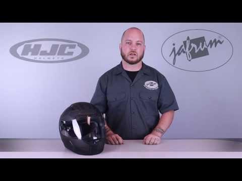 HJC CL-17 Motorcycle Helmet Review at Jafrum.com