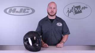 HJC CL-17 Motorcycle Helmet Review at Jafrum.com