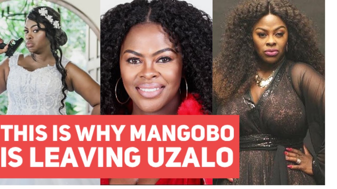 Download This Is Why MaNgcobo Is Leaving Uzalo | Dawn Thandeka King |Thenjiwe TV