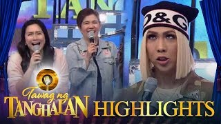 Tawag ng Tanghalan: Mariel likes it everytime Vice Ganda rolls his eyes