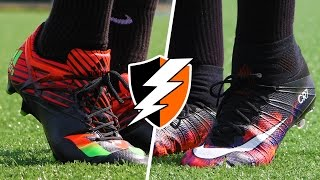 Nike CR7 Mercurial Superfly IV vs. adidas Messi 15.1