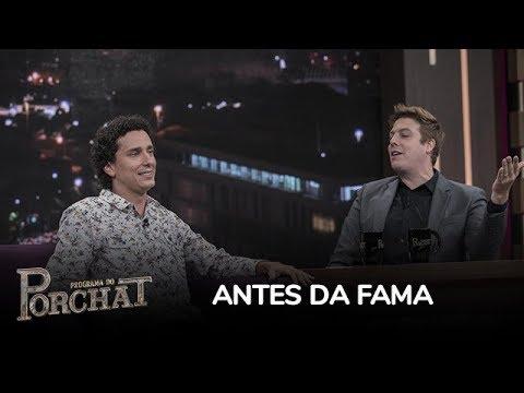 Rafael Portugal Revela O Que Fazia Antes Da Fama