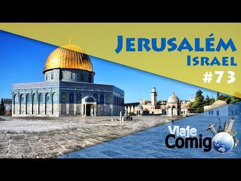 ISRAEL - JERUSALÉM   VIAJE COMIGO 73   FAMÍLIA GOLDSCHMIDT