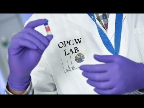 OPCW: Chemical weapons inspectors collect samples in Douma