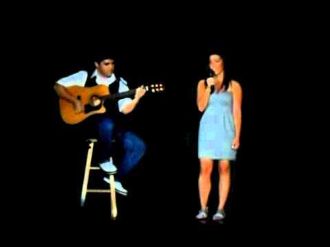 Mayde Creek Follies-Caitlin Ortiz singing Mario Ka...