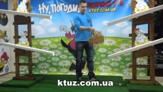 """""""Ну, погоди"""" - живая игра от компании Козырный Туз"""