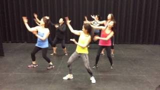 Zumba With Lulu! Bollywood Inspired Zumba Routine Chikni Chameli