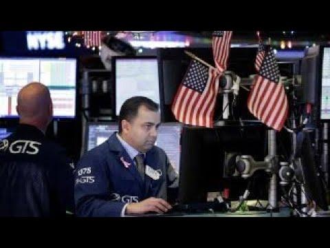 Market selloff similar to 1987 market crash?