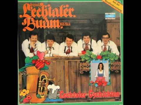 Original Lechtaler Buam - D' Lechtaler feiern