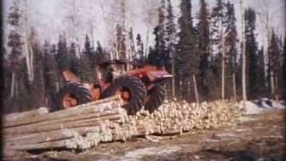 Repeat youtube video Skogsmaskiner i arbete