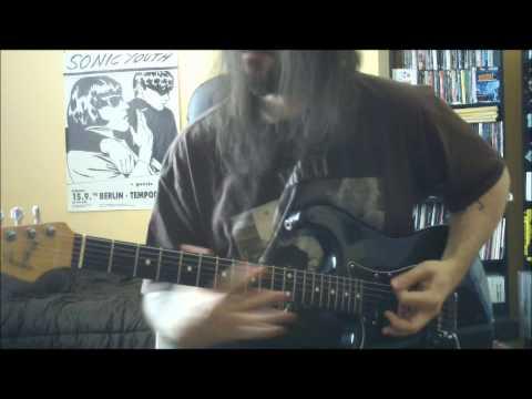 Nirvana  Swap Meet  guitar   Full HD