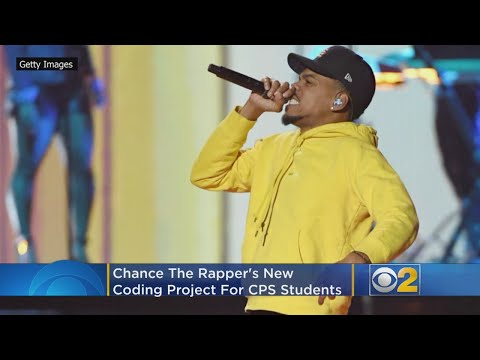 Chris Michaels - Good Dude: Shoutout To Chance The Rapper Still Looking For CPS Students