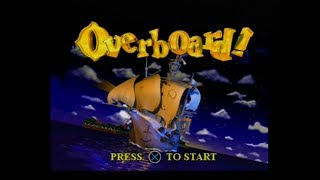 Gameplay Ps1 Overboard PAL 1997