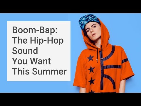 Boom-Bap: The Hip-Hop Sound You Want for Your Next Video or
