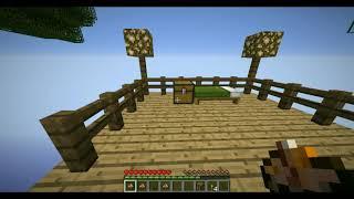 Minecraft - MAP - Mega Tree Survival - EP1