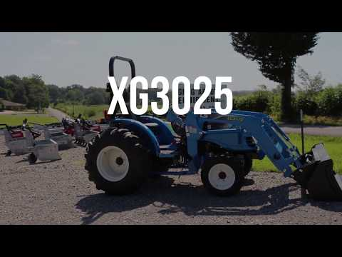 LS Tractor XG3025 | Greg Abbott Equipment