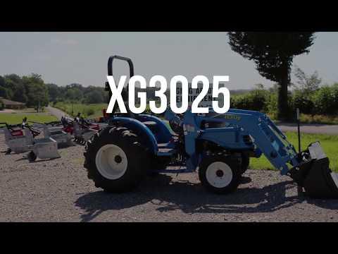 LS Tractor XG3025   Greg Abbott Equipment