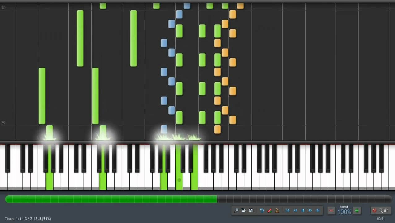 Do You Hear The People Sing From Les Miserables Finale Synthesia Chords Chordify