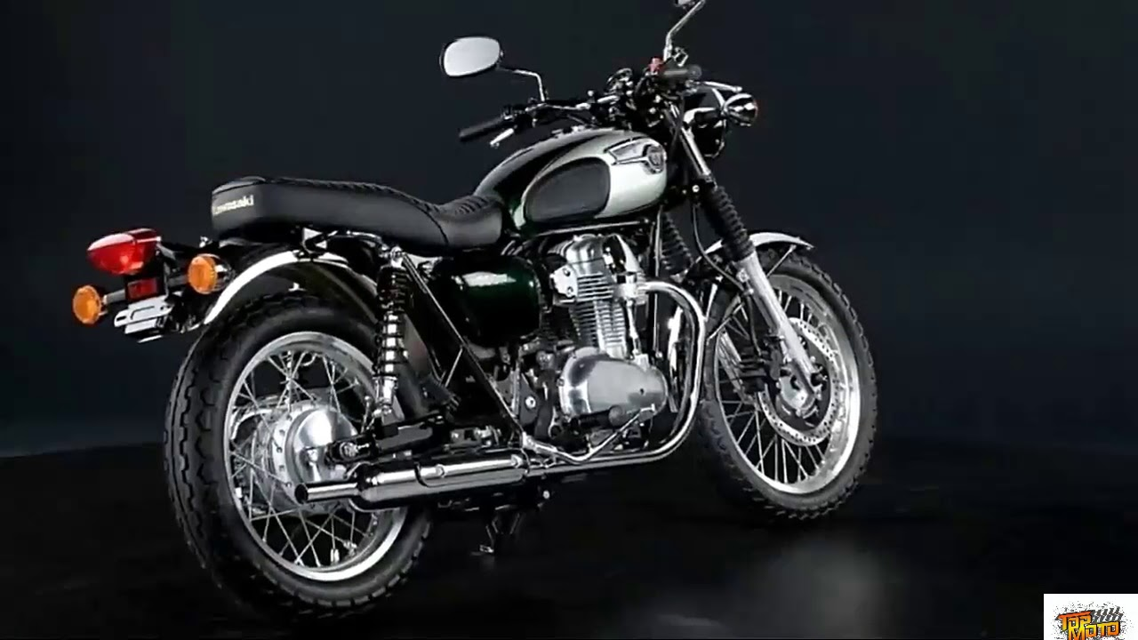 Kawasaki W Series Price