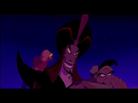 Aladdin (1992 Disney Film) -  The Cave Of Wonders