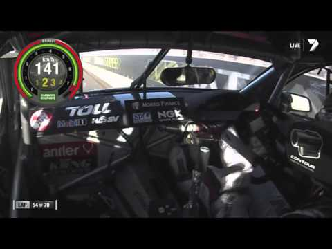 V8 Supercars 2013 - Onboard With James Courtney (Race 2, Townsville)