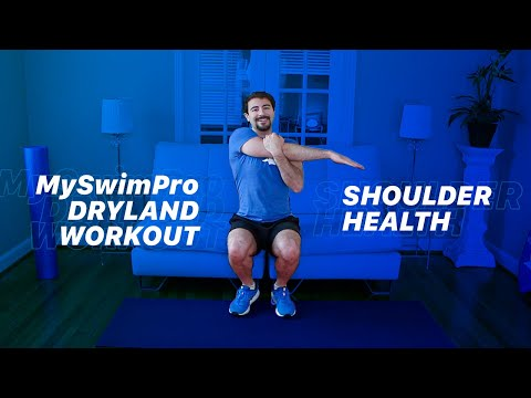 30-Minute Shoulder Health Workout For Swimmers