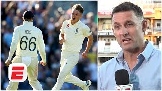 England will be the happier team after Day 2 - Michael Hussey | 2019 Ashes