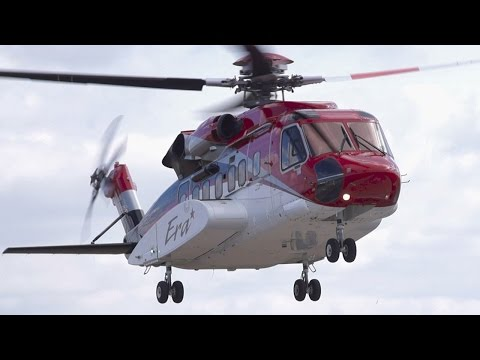 Sikorsky Gives S-92 Operators More Lift With Weight Increase – AINtv