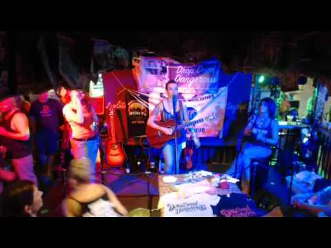 Songwriters Island Radio Ladies Night - Drop Dead Dangerous and friends Jam session Part 2