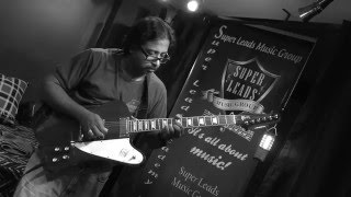 Andru Vanthathum Ithe Nila - Live Guitar Cover by Kumaran