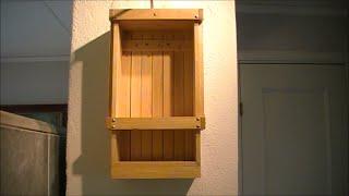 Creativeobsin Nr.24 : Wooden Cabinet