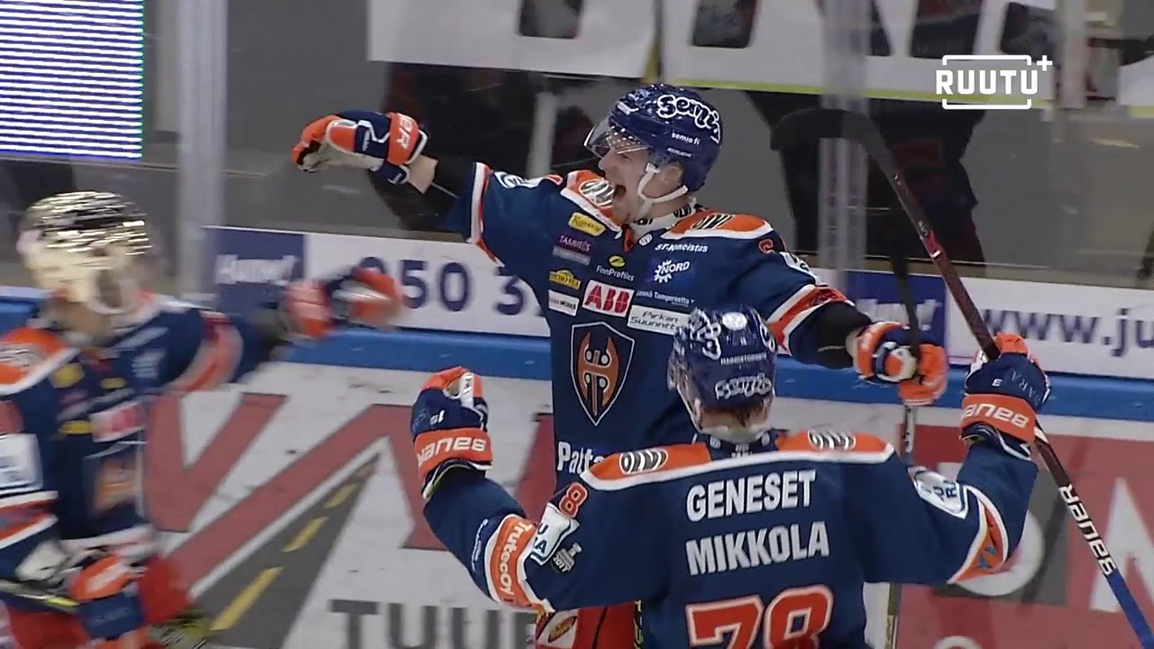 Pelicans Tappara