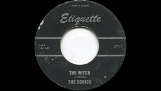 The Sonics - The Witch (Garage, USA)