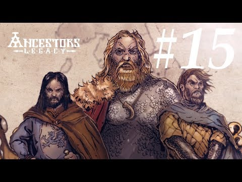 Ancestors Legacy - Let's Play Part 15: Harald Hardrada, Battle Of Fulford [Hard]