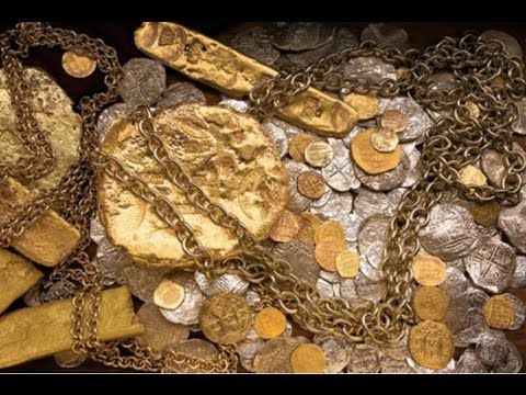hidden treasure caches found with a metal detector in Utah
