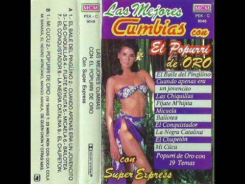 Super Express - Popurrí De Oro (1989)
