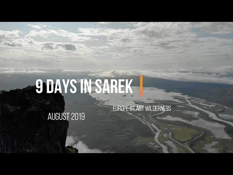 HIKING 9 DAYS