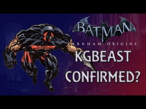 Batman: Arkham Origins | KGBeast or Firefly Confirmed?