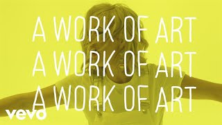 Britt Nicole - Work Of Art (Lyric Video)
